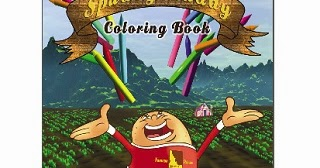 FREEBIE: Potato Colouring Book and Games (ALL)