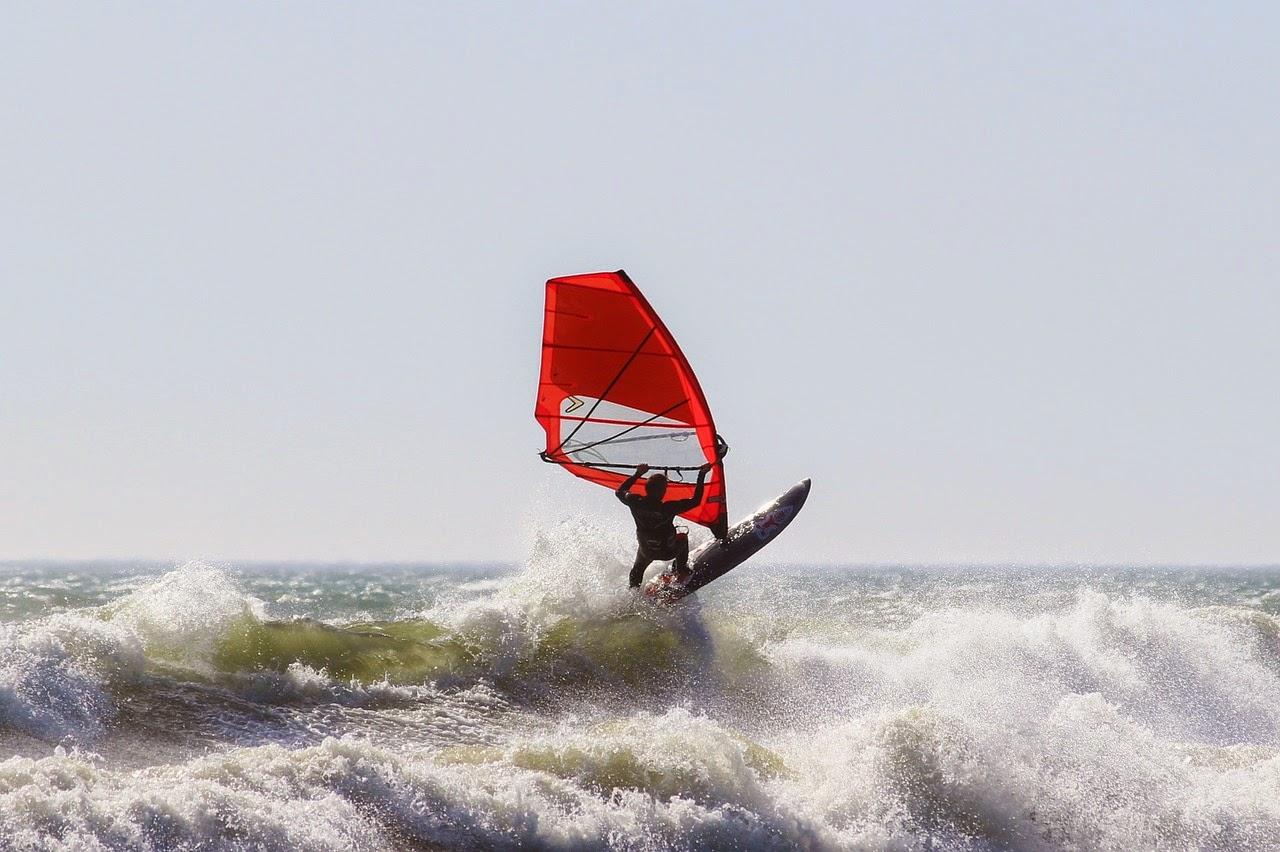 Surf i Pozo Izquierdo