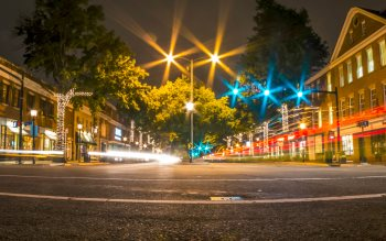 Wallpaper: King Streets & Washington Boulevard