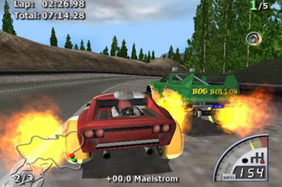 Cheat Password Rumble Racing PS2 Lengkap
