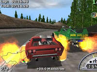Cheat Password Rumble Racing PS2 Lengkap (Mobil, Lintasan, Turnamen)