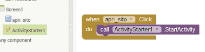 Call ActivityStarter StartActivity