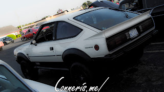 AMC Eagle Sx4 Rear Angle