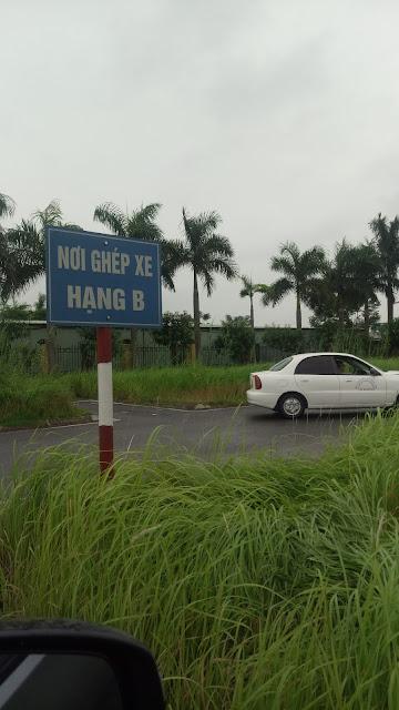 Đào tạo lái xe tại bắc giang