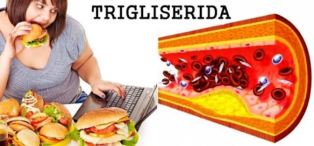 Cara Mengatasi Penyakit Trigliserida Tinggi