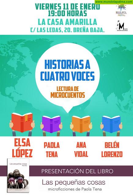 """CASA AMARILLA: """"Historias a cuatro voces"""""""