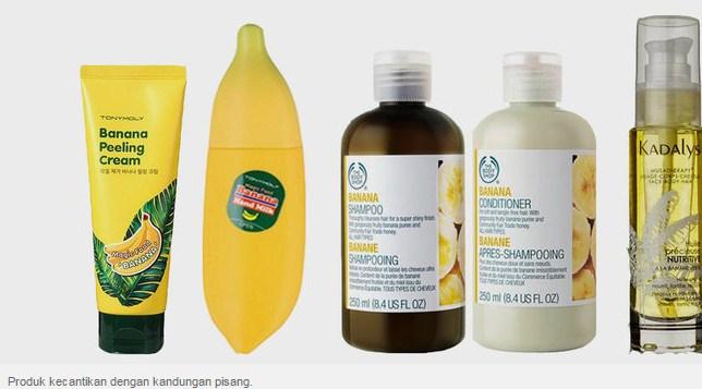 Lima Produk Kosmetik Yang Berbahan Dasar Buah Paling Terkenal di Dunia