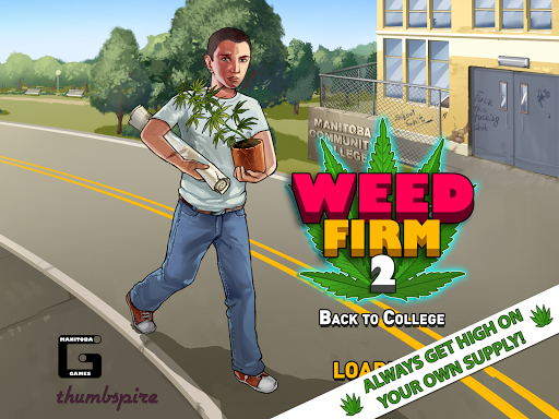 Weed Firm 2: Back to College v2.9.60 Apk Mod [Unlimited Money]