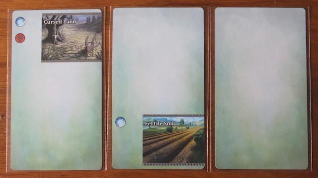 Mystic Vale - starter deck cards
