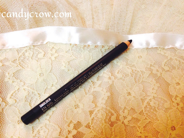 MAC Eye Kohl  review