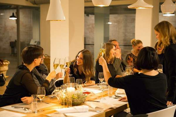 Henkell Supper Club mit HighFoodality