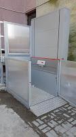 Używana winda dla osób niepełnosprawnych