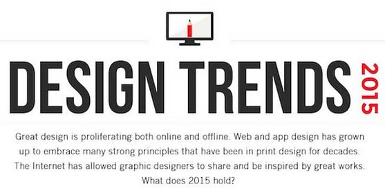 Best Design Trends in 2017 : Infographic : eAskme