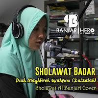 Download MP3 Sholawat Badar Cover - Diah Maghfiroh (Banjari Version)