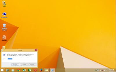 Modo a prueba de errores windows 8.1