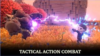 Permainan kali ini bergenre petualangan yang mana teman akan menjadi super jagoan Portal Knights MOD APK for Android [UPDATE v1.5.2] Update!