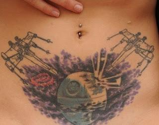 tatuagem para esconder cicatriz