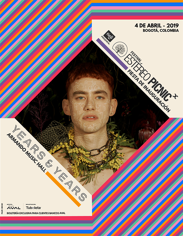 Fiesta- Inauguración-FEPX-Years&Years-festival-Estereo-Picnic