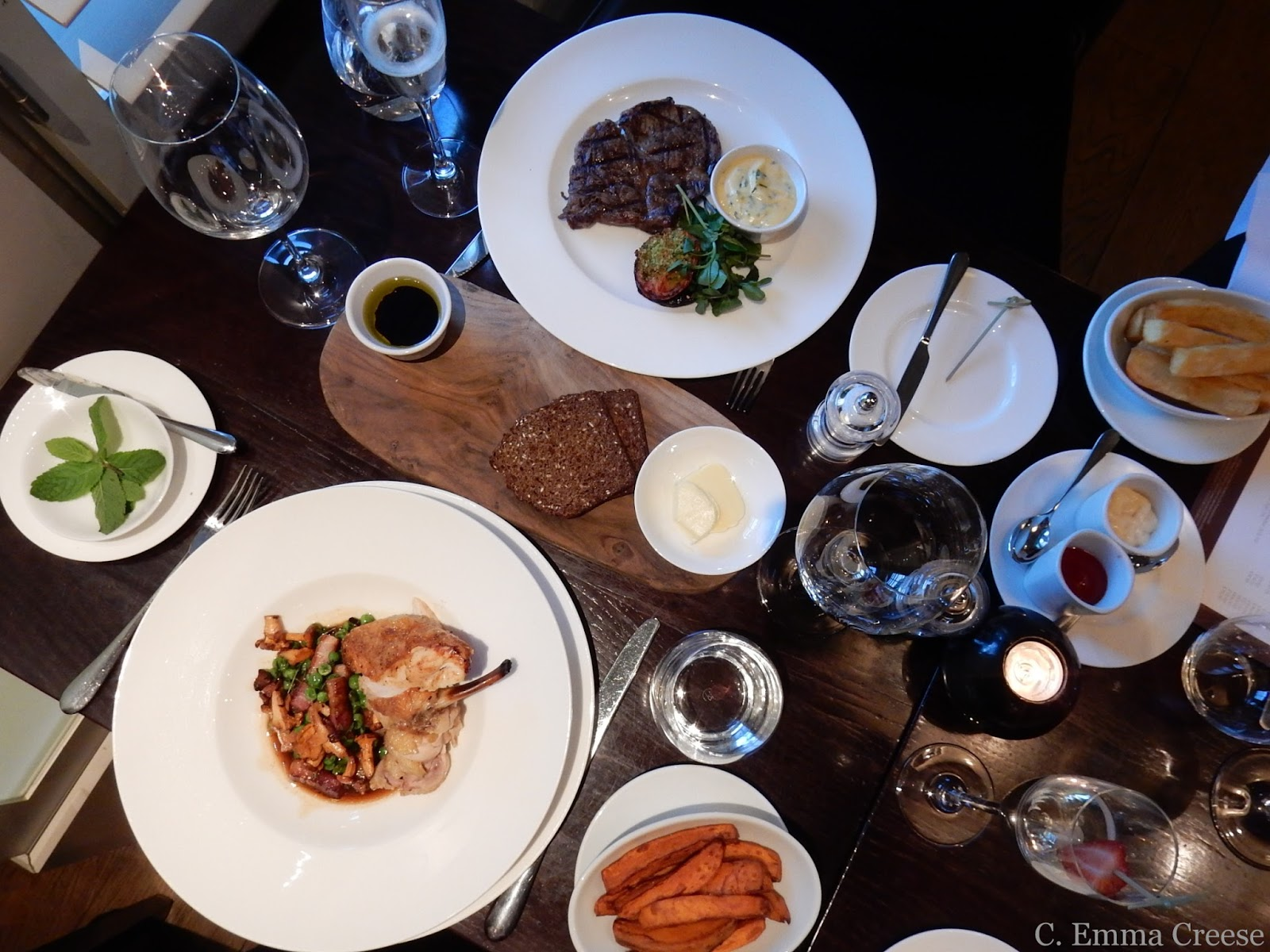 Hunter 486, The Arch Hotel Restaurant Review Adventures of a London Kiwi