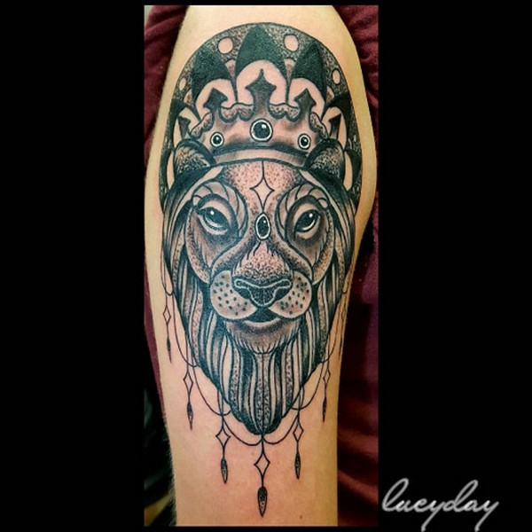 blackwork tattoo near me
