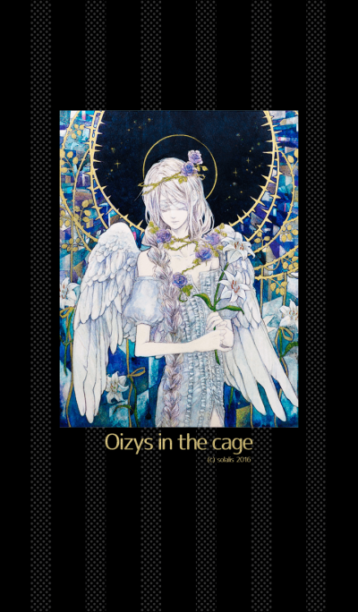 Oizys in the cage