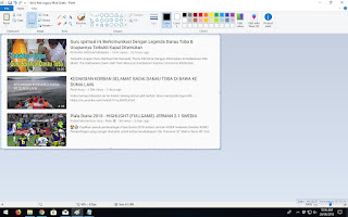 Hasil Screenshot Kombinasi Tombol Windows