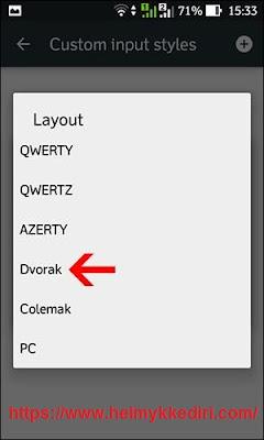 tombol keyboard tidak berurutan8