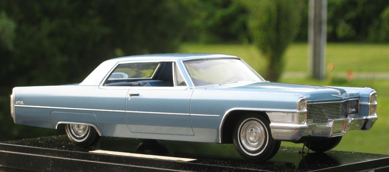 Jim's Junk!: Jo-Han's 1965 Cadillac scale model, A miniature