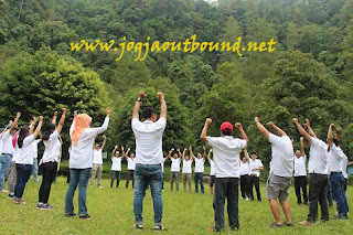 Paket Outbound Halfday