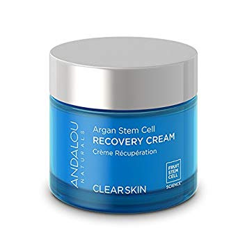 Andalou Naturals Argan Stem Cell Recovery Cream, 1.7 oz,