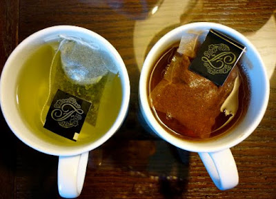 Green and Black Tea are Great for Your Health