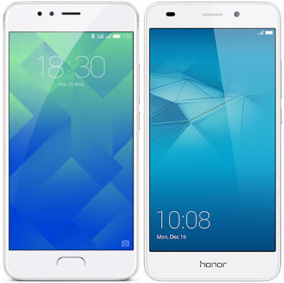 Meizu M5s vs Honor 5C