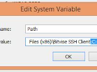 Konfigurasi dan Cara Menjalankan Python di Windows 8.1