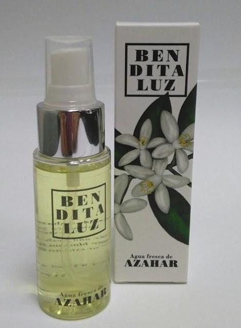 Agua de flores de Azahar