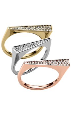Michael Kors Stackable Rings set of 3