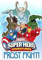 Marvel Super Hero Adventures: Frost Fight! (2015) online y gratis