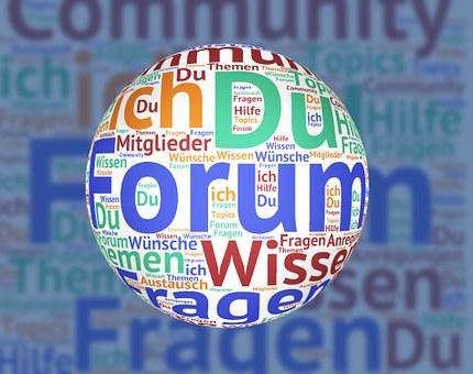 List of Top Webmaster forums 2016