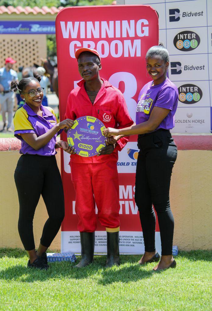 20200115 - Race 2 - Nkosithandile Gwexa - LIVING WATERS