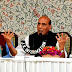 कश्मीर मुद्दे के समाधान के लिए तैयार है केंद्र : राजनाथ