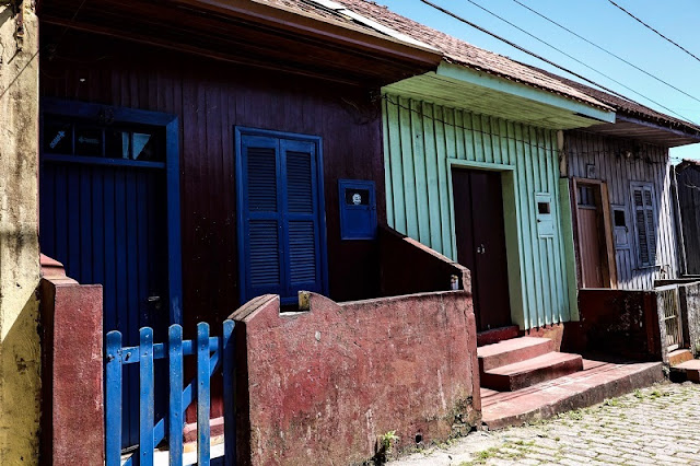 Vila de Paranapiacaba, Santo André-SP. Foto: Carina Pedro blog