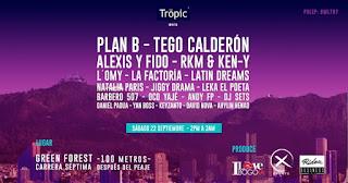 CARTEL I Love Bogota 2018 Festival