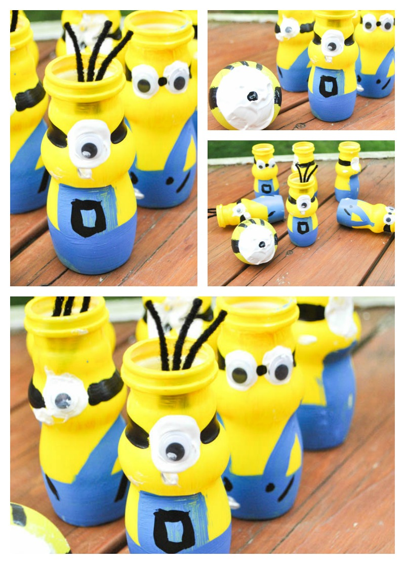 Minions Crafts Easy