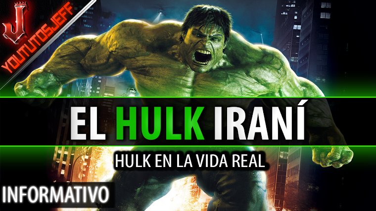 Conozca al 'Hulk' iraní | 2016