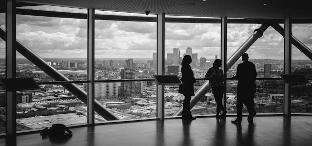 Negocios y empresario