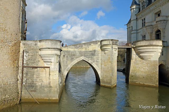 Castillo de Chenonceau, Valle del Loira