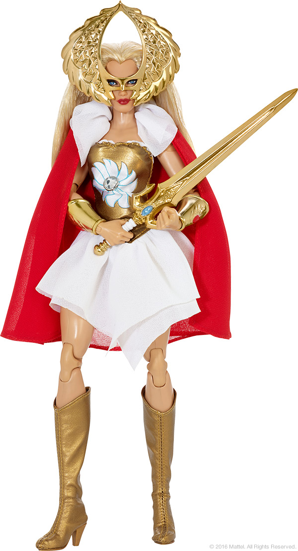 The Fashion Doll Chronicles: She-Ra exclusive SDCC Mattel