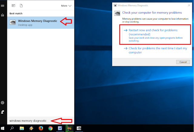 How to Do & Check Results of Windows Memory Diagnostic In Windows PC,how to repair pc memory,how to check Windows Memory Diagnostic,how to check error,how to check ram,how to check hard drive issues,how to repair windows os 10,ram test,check and repair,find and repair problem,Memory management error,blue screen error,how to fix blue screen error in windows 10,your pc ran into problem,critical process died,fix restart issue,repair ram How to Do & Check Results of Windows Memory Diagnostic In Windows PC