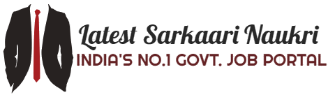 Latest Sarkaari Naukri - Official Site 💯