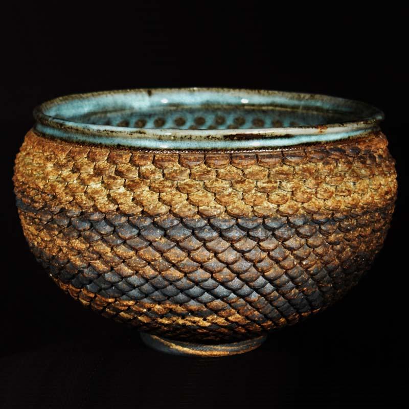 c ramique d 39 art bol poterie d 39 art de thierry luang rath. Black Bedroom Furniture Sets. Home Design Ideas