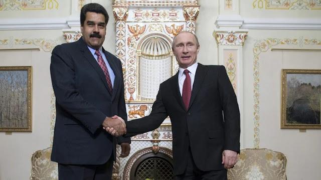 Rusia defendió al régimen de Maduro y denunció a las potencias europeas por reconocer a Juan Guaidó como presidente de Venezuela